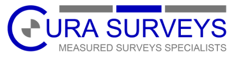 Cura Surveys – Measured Surveys Specialists
